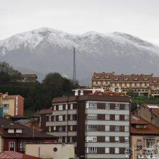 El invierno llega demasiado pronto a Ribadesella y al Principado de Asturias