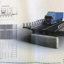 El Ministerio de Fomento presenta un proyecto de reforma para el puente de Ribadesella de 4,5 millones