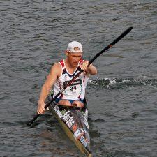 Kiko Vega se sube al podio del Fish como tercero