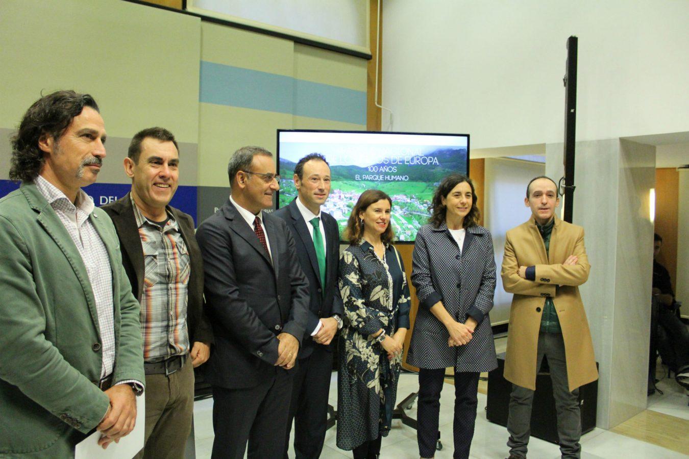 El cineasta asturiano Tom Fernández dirige el documental dedicado al Centenario del Parque Nacional de los Picos de Europa