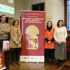 El lunes comienza un nuevo congreso internacional sobre el Reino de Asturias