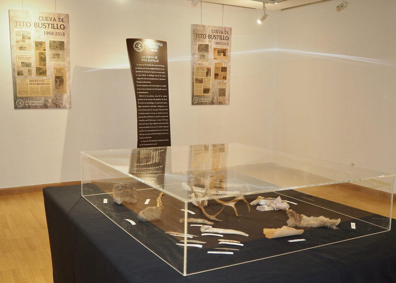 Ribadesella organiza un concierto y una exposición para clausurar el 50º Aniversario de Tito Bustillo