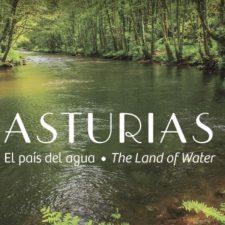 Juanjo Arrojo y la editorial riosellana Delallama nos presentan Asturias, El País del Agua