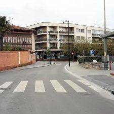Llanes concluye la renovación de aceras en la calle José Enrique Rozas Guijarro