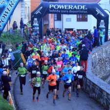Suarías (Peñamellera Baja) espera a 250 atletas para su sexta Blincapeñas