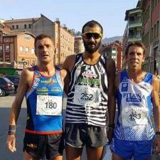 Begega gana la carrera de Las Cebollas Rellenas