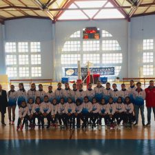 El Club Voleibol Ribadesella presenta a los cuatro equipos con los que competirá esta temporada