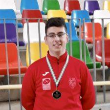 El parragués Daniel Arena se proclama Campeón de Asturias de Aficionados de Bolos