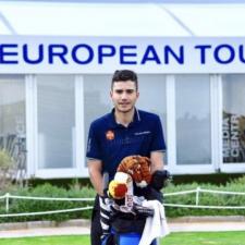El jugador llanisco Iván Cantero logra la tarjeta del European Tour 2019 de golf
