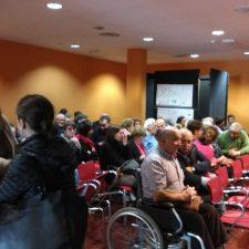 Los voluntarios del oriente de Asturias se reúnen en Colunga en la X Jornada de Participación Social