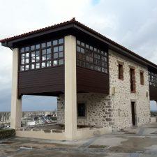 Llanes concluye la rehabilitación del edificio de La Tijerina tras la inversión de 131.000 euros