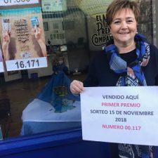 El primer premio de la Lotería Nacional del jueves deja 300.000€ en Ribadesella