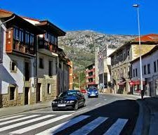 Foro Asturias se interesa en el Senado por las obras de mejora en la travesía de Panes