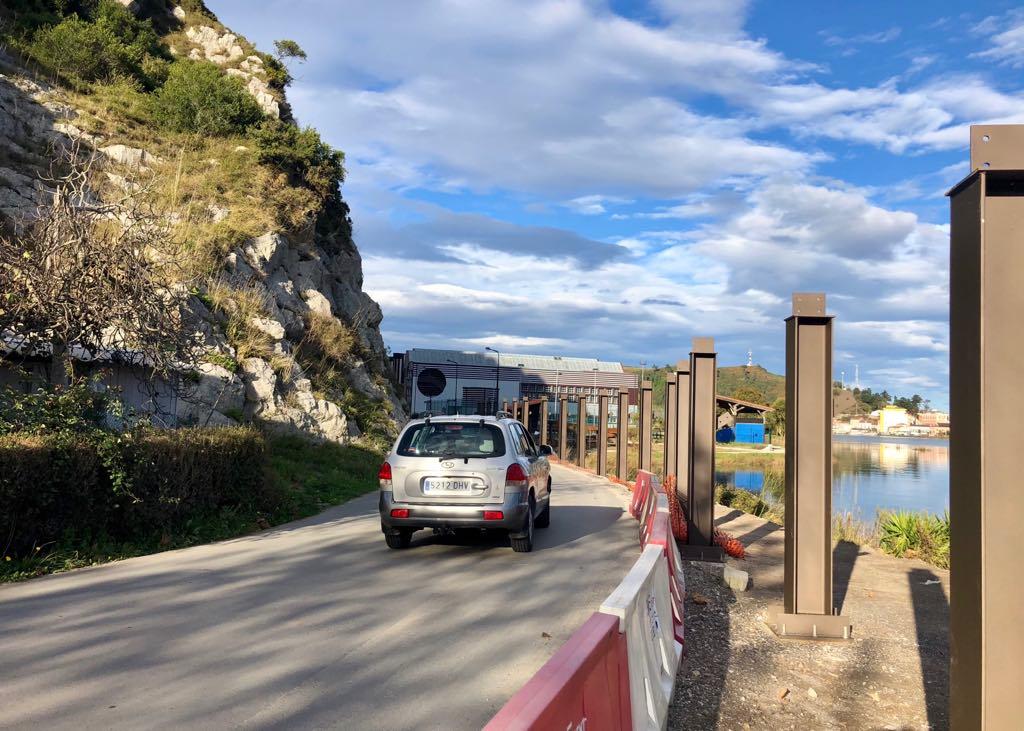 Pueblu pide ampliar el ancho de la carretera RS-2 en el Picu Ramonón de Ribadesella