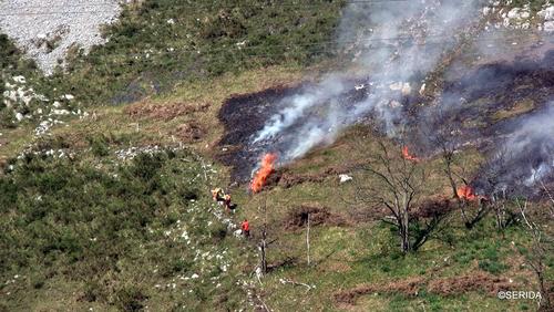 Posada acogerá un curso de quemas controladas para ganaderos y voluntarios de Protección Civil