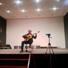 Arriondas celebra el Día de la Música con un concierto de Tom Prendes