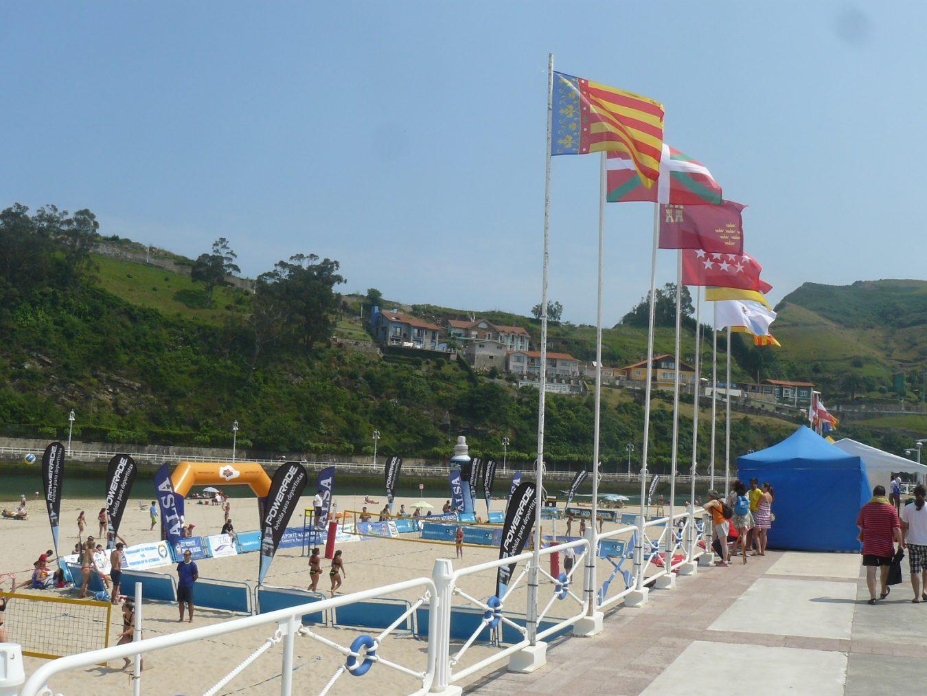 Ribadesella acogerá en 2019 los Campeonatos de España de Voley-Playa para selecciones autonómicas Cadetes e Infantiles