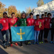 El Club Oriente Atletismo otra vez Campeón de España de Trail Running