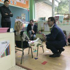 Infiesto abrirá en enero con 78 niños la sexta escuela infantil del oriente de Asturias