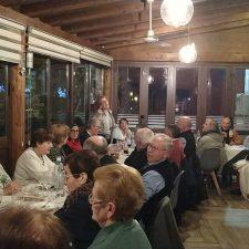 Cena de Navidad del Coro Ecos de Onís