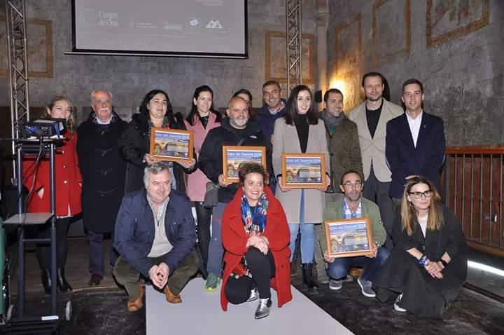 Cangas de Onís celebra su gala deportiva con multitud de premios y distinciones