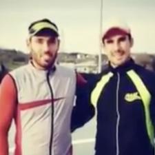 Iván Alonso y Alvaro Fernández Fiuza competirán juntos en la Regata Internacional del Río Negro