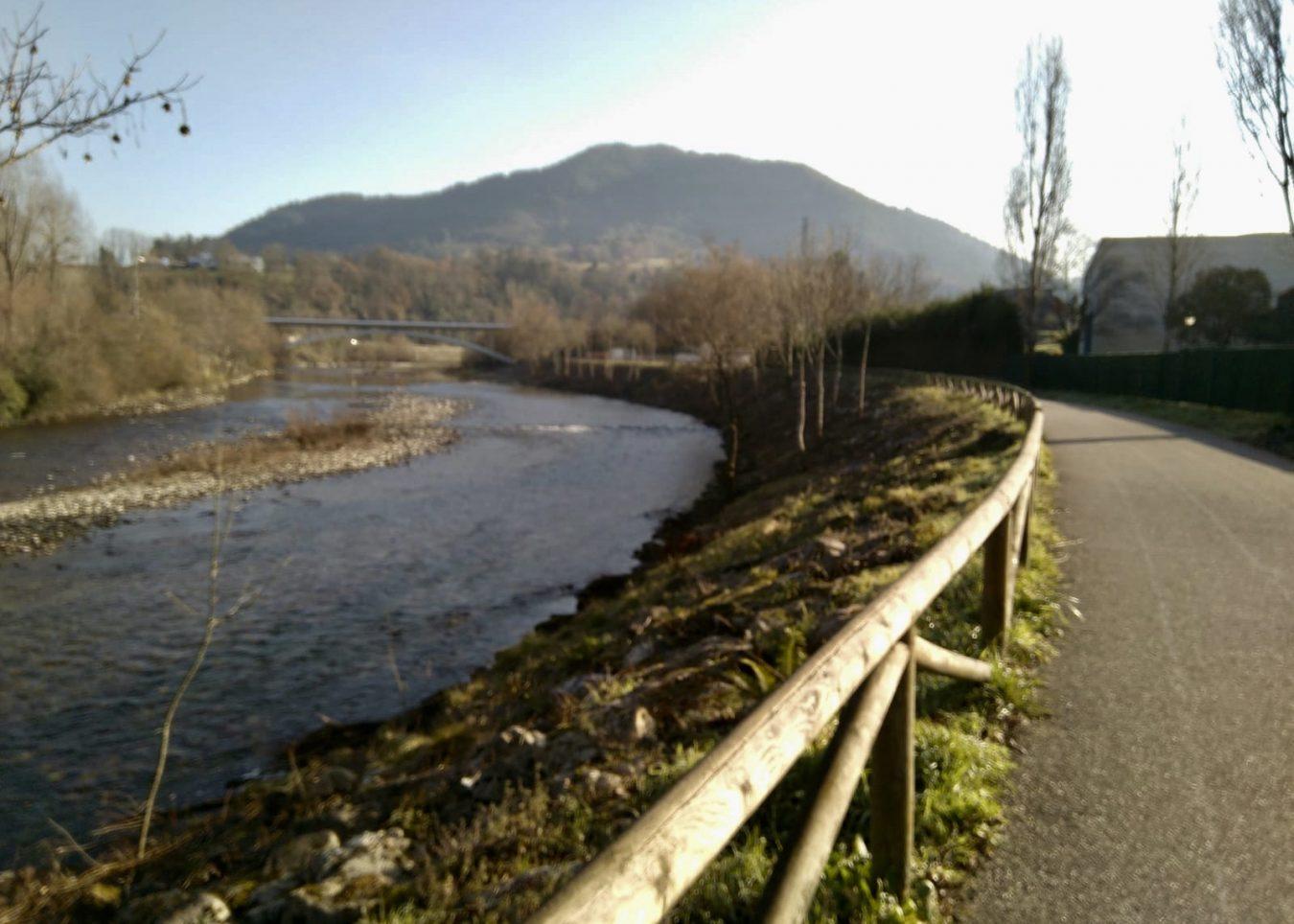 Satisfacción con la limpieza de las orillas de los ríos en Arriondas