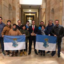 Pelayo Roza, una promesa deportiva que ya es una realidad