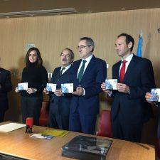 Un sello de Correos conmemora los 1.300 años del Reino de Asturias