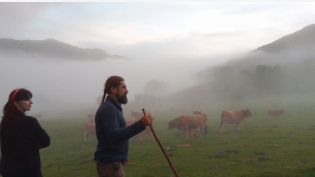 Un riosellano impulsa la primera quesería ecológica para producir Gamoneu