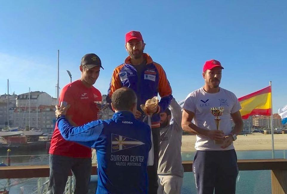 Walter Bouzán gana A Lanzada Ocean Race 2018 disputada en Pontevedra