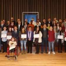 La Consejería de Cultura entrega los premios al alumnado de ESO, Bachillerato, Enseñanzas Artísticas y FP