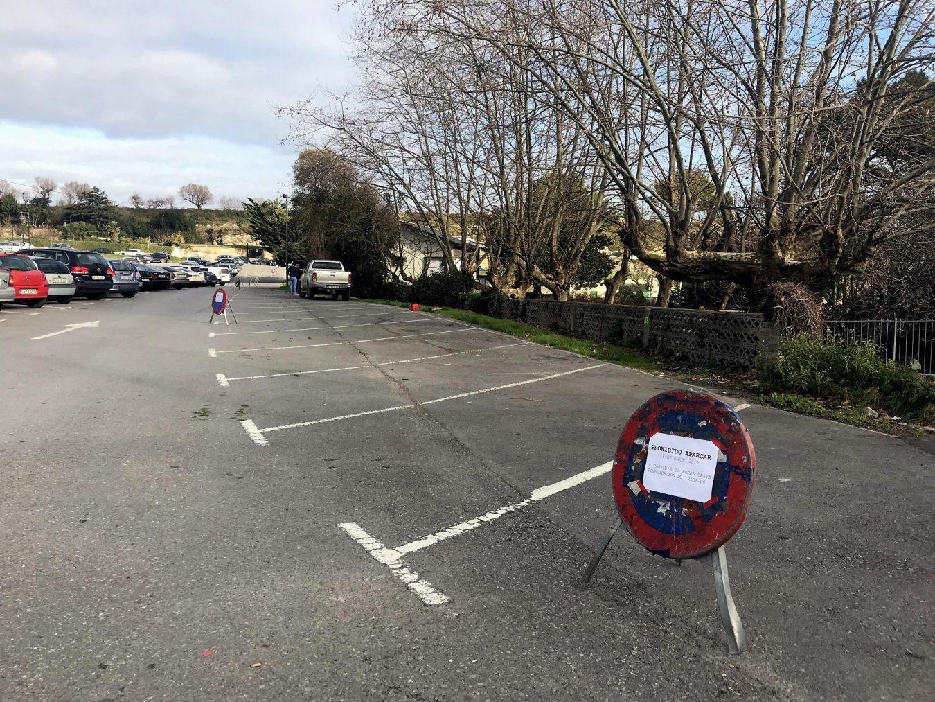 El obligado acondicionamiento del aparcamiento de El Sablón de Llanes supondrá la pérdida de diez plazas