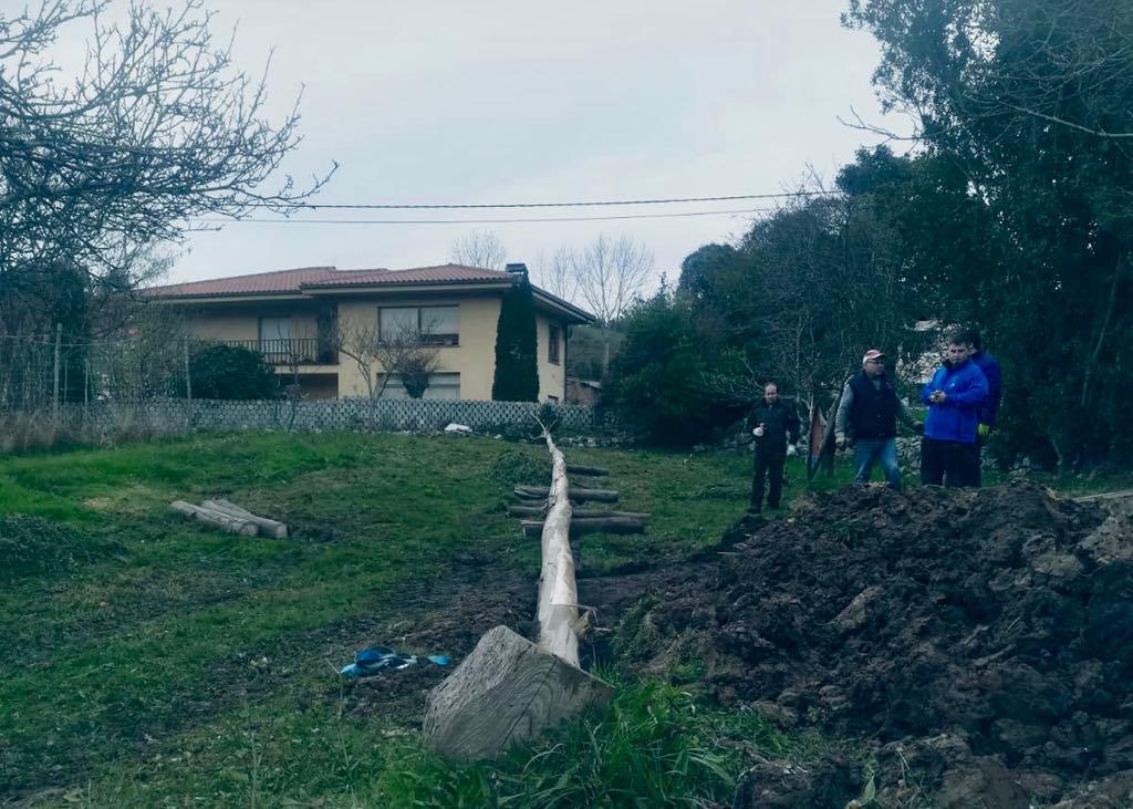 Hoy se planta la primera Joguera del año 2019 en el oriente de Asturias
