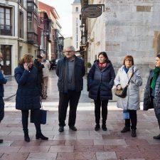 Cultura estudiará el cambio de trazado del Camino de Santiago a su paso por el casco urbano de Ribadesella