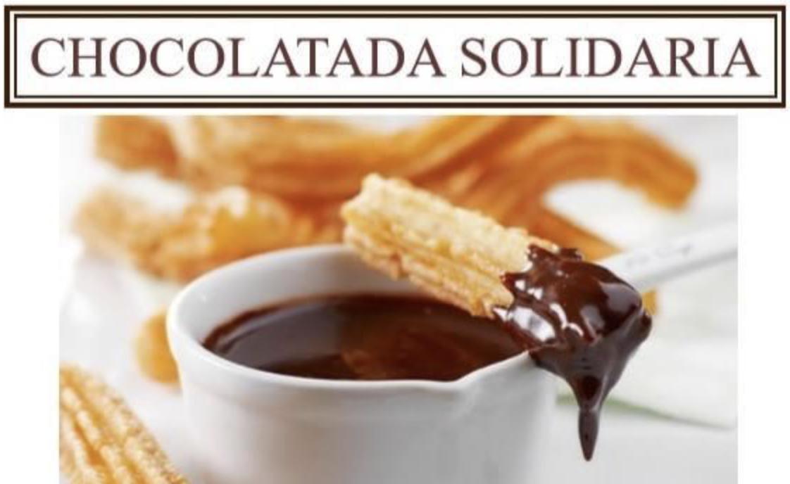 Los pensionistas de Cangas de Onís organizan una Chocolatada Solidaria a favor de Cáritas