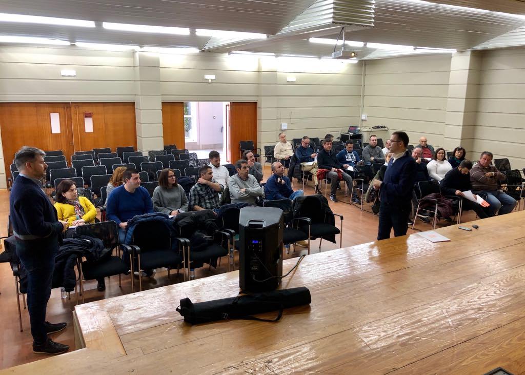 Cs Asturias celebra en Ribadesella una jornada formativa para sus afiliados en la comarca