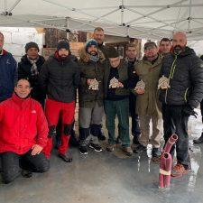 El Campo de Tiro Olímpico de Cangas acoge la Competición CETME 2019