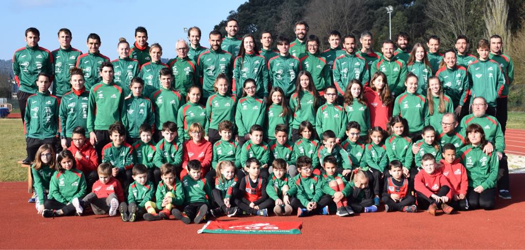 El Club Oriente Atletismo (COA) inicia la Temporada 2019 con 97 atletas repartidos en ocho categorías y secciones