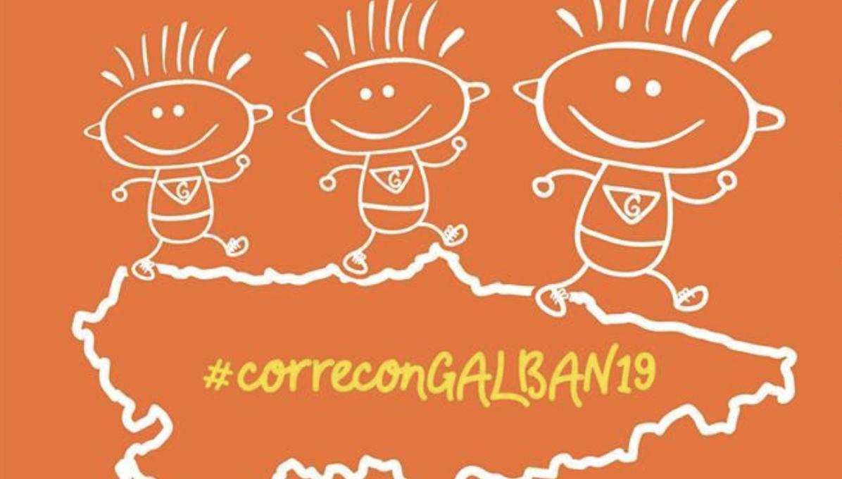 Cangas de Onís, Llanes y Panes correrán el 17 de febrero contra el cáncer infantil