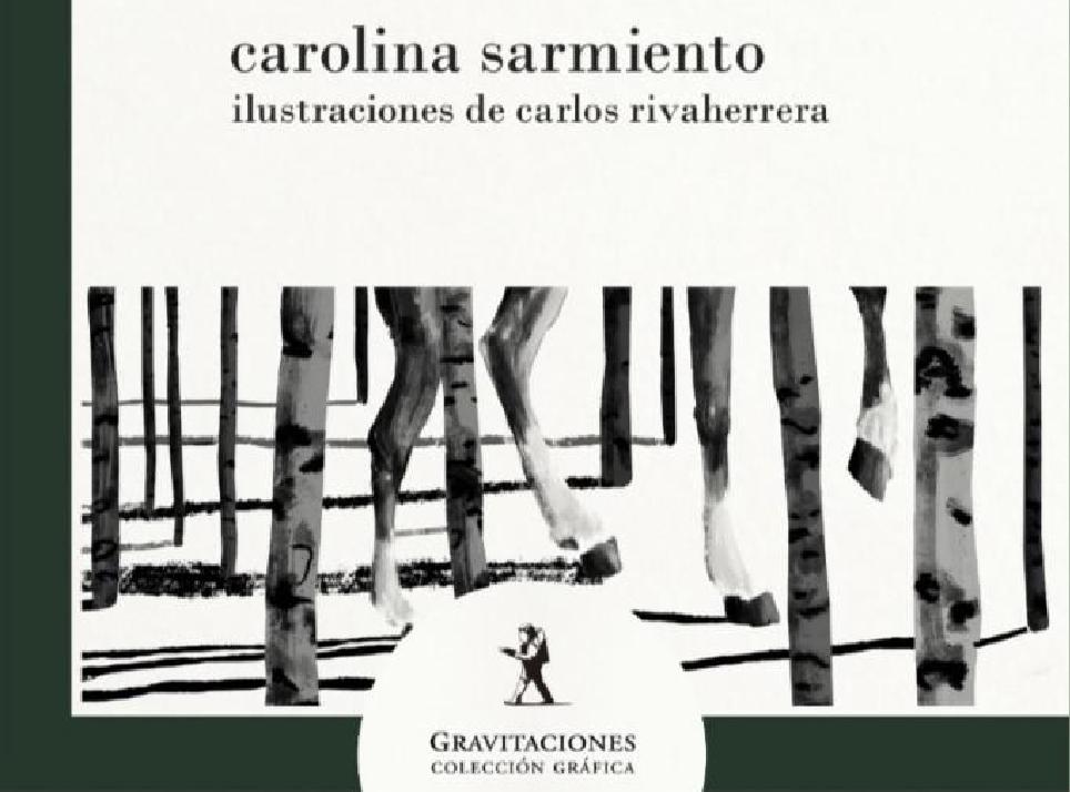 Carolina Sarmiento presenta en Ribadesella IKURU, su último libro de poemas