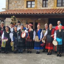 El Pedrosu de Onís celebra la fiesta de San Julián