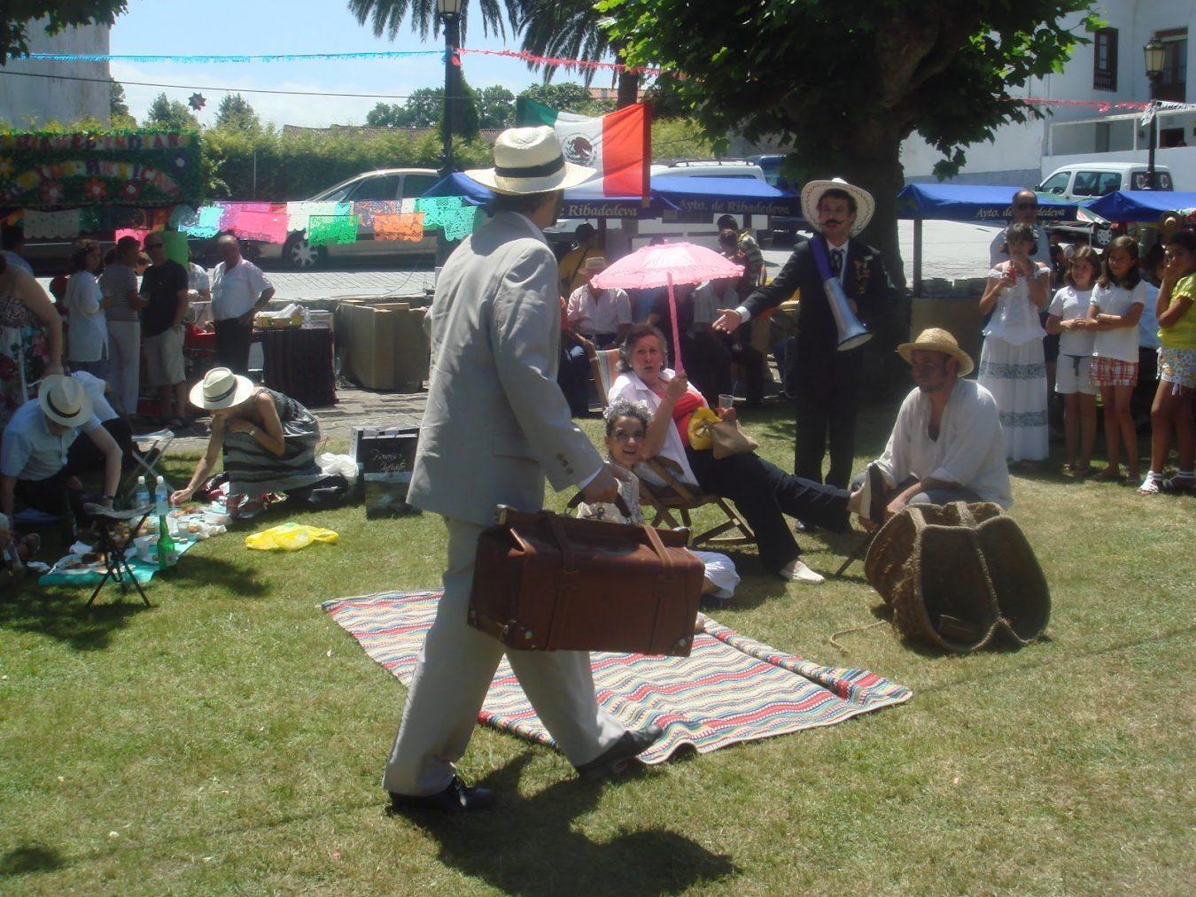Ribadedeva pide la declaración como Fiesta de Interés Turístico Regional para la Feria de Indianos de Colombres