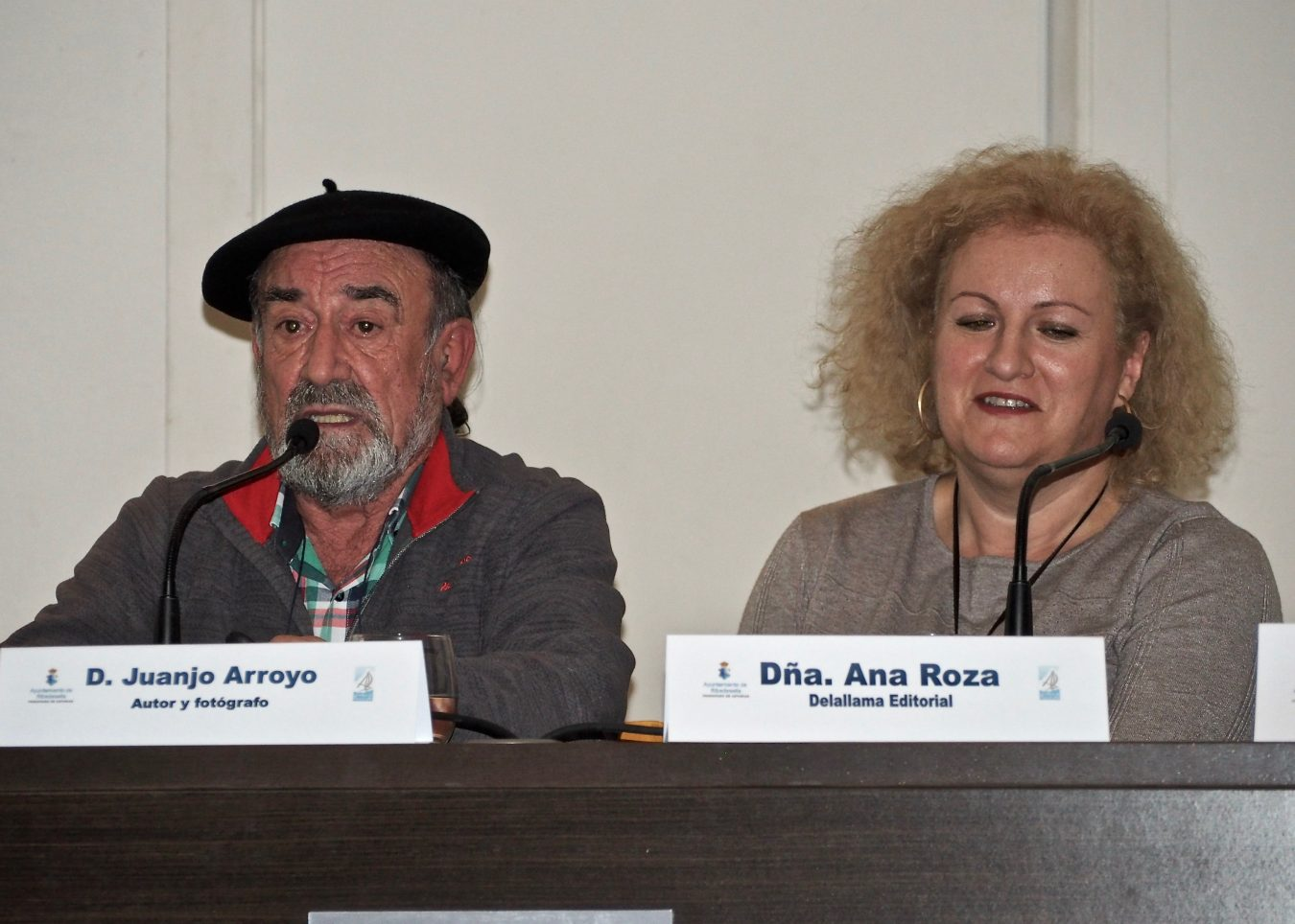 Los Amigos de Ribadesella y Delallama Editorial presentan la Asturias del agua de Juanjo Arrojo