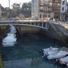 46.000 euros para extraer el ocle que se acumula en el puerto deportivo de Llanes