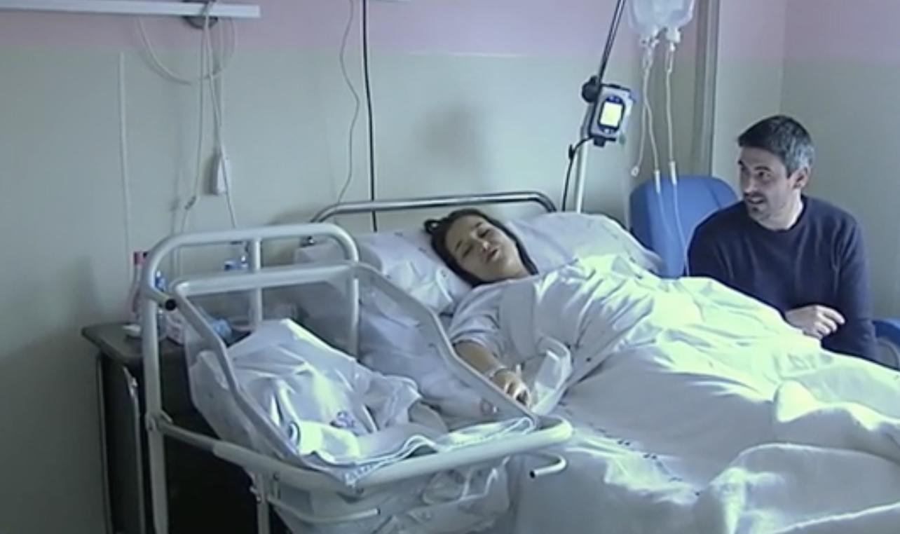 El primer bebé del año en Asturias es riosellano, se llama Mauro y vino al mundo en el Hospital de Arriondas