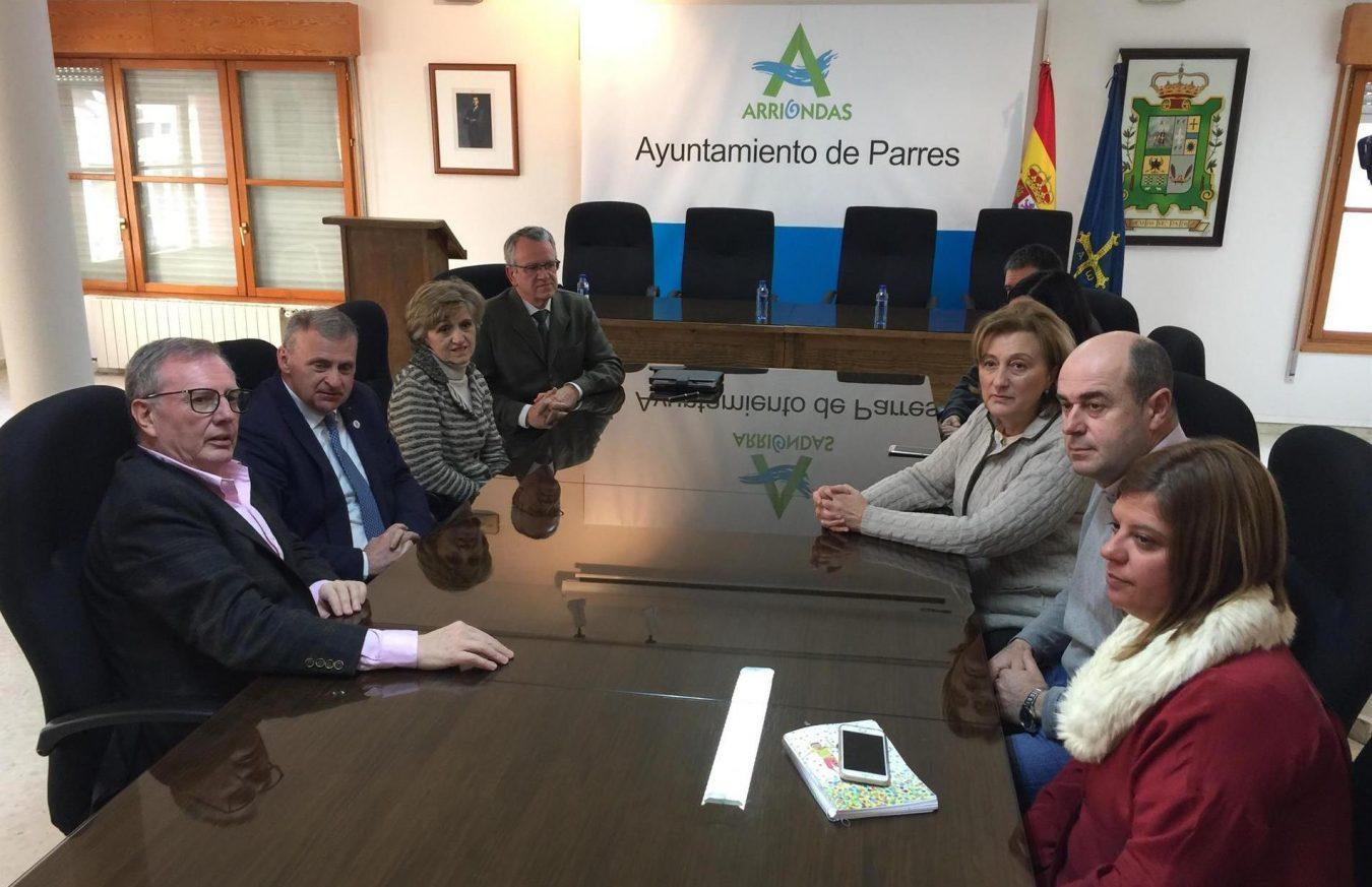 La Confederación Hidrográfica promete para 2020 el proyecto contra las avenidas fluviales en Arriondas