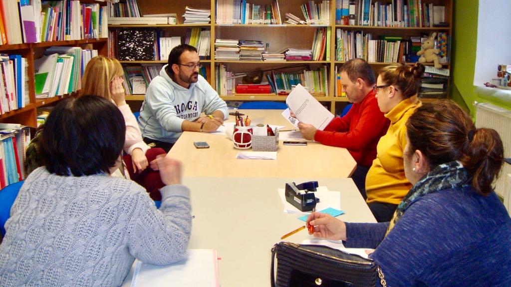El CRA Picos de Europa de Benia incorpora el método Snappet de enseñanza digital