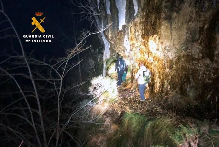 El GREIM rescata en las últimas horas a seis senderistas desorientados en los Picos de Europa