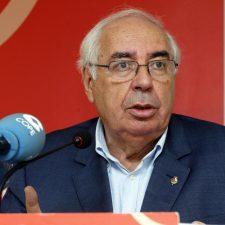 Fallece Vicente Alvarez Areces, Presidente del Principado entre 1999 y 2011